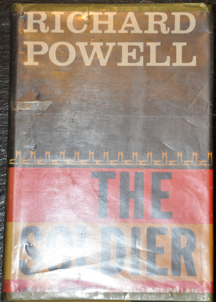 The Soldier By Richard Powell - 1960 - WWII South Pacific, Coastwatchers