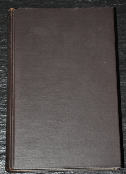 Henry Adams by James Thurlow Adams 1933 First Edition