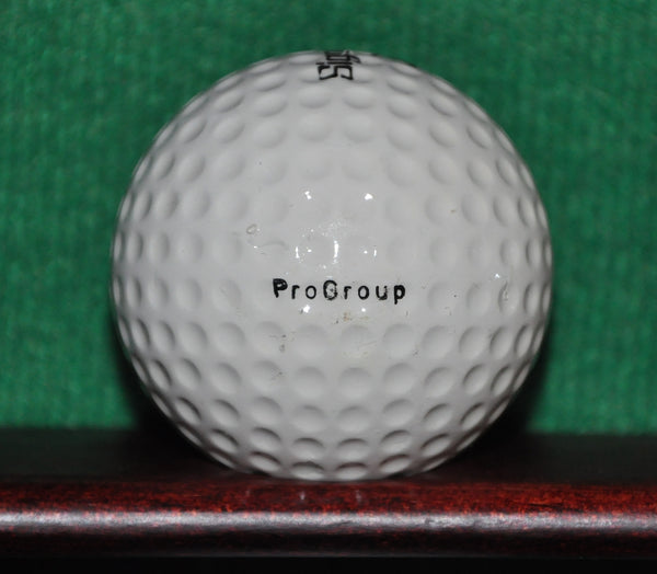 Vintage Arnold Palmer Signature golf ball. ProGroup