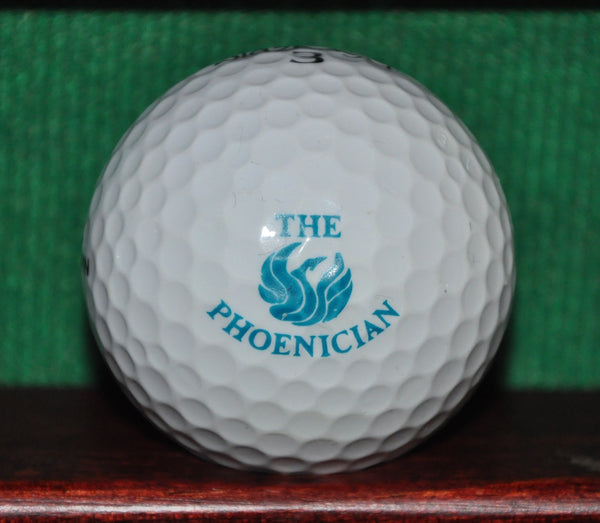 The Phoenician Casino Resort Las Vegas Logo Golf Ball. Slazenger