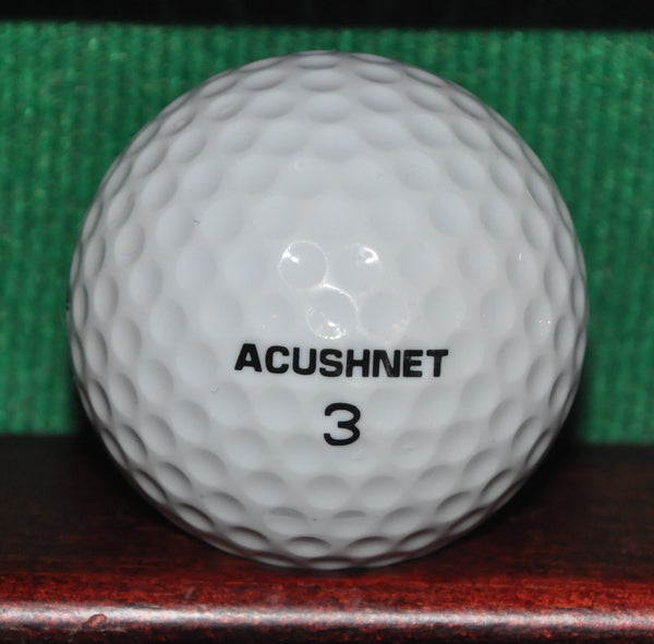 Vintage Palm Valley Country Club Palm Desert California Acushnet Logo Golf Ball