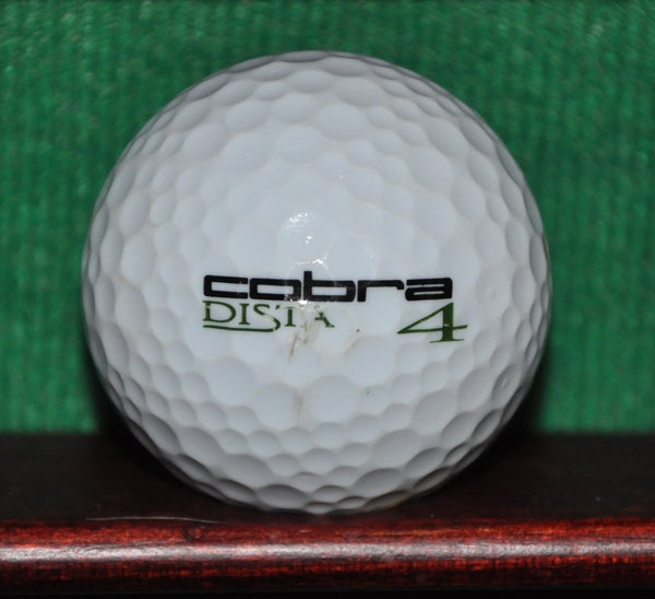 King Cobra Dista 4 Distance MSS Golf ball.
