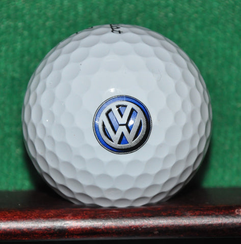 Volkswagen Motors VW Logo Golf Ball Titleist Pro V1 Brand New
