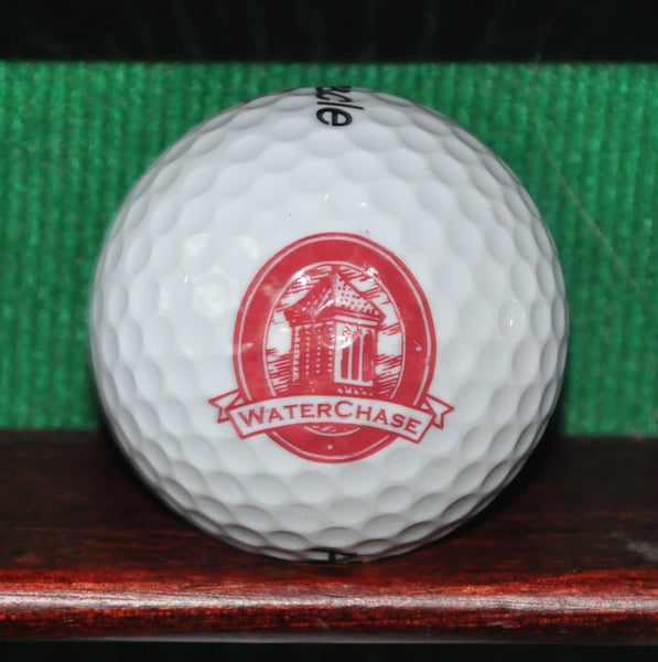Waterchase Golf Club Ft. Worth Texas Logo Golf Ball