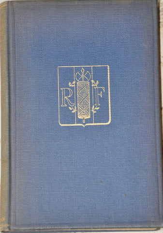 Victor Chapman's Letters from France Hardcover 1917 Edition