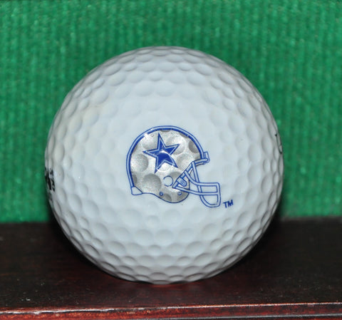 Dallas Cowboys NFL Logo Golf Ball