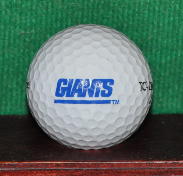 New York Giants NFL Logo Golf Ball