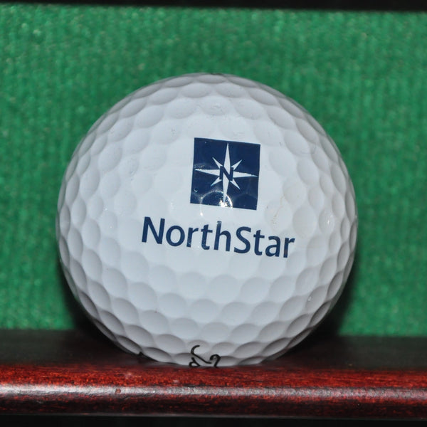Northstar at Tahoe Golf Course Logo Golf Ball. Titleist Pro V1