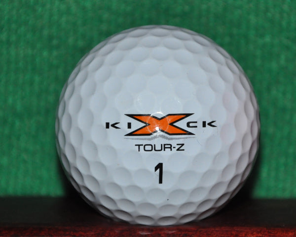 Kick X Tour Z Golf Ball