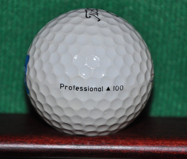 World Golf Championship Logo Golf Ball. Titleist Professional 100. American Express.