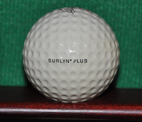 Gary Player Signature golf ball by Ram