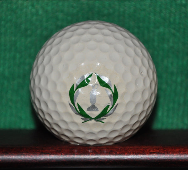 Vintage Muirfield Village Golf Course logo golf ball. MacGregor. Jack Nicklaus' Course