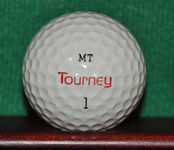 Vintage MacGregor Tourney MT Golf Ball