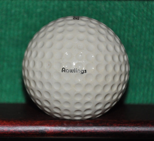 Vintage Toney Penna DB Signature Golf Ball