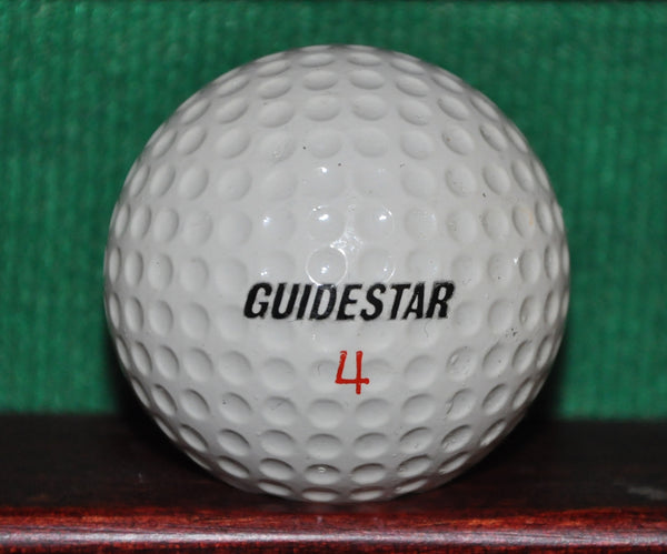 Vintage Guidestar Golf Ball