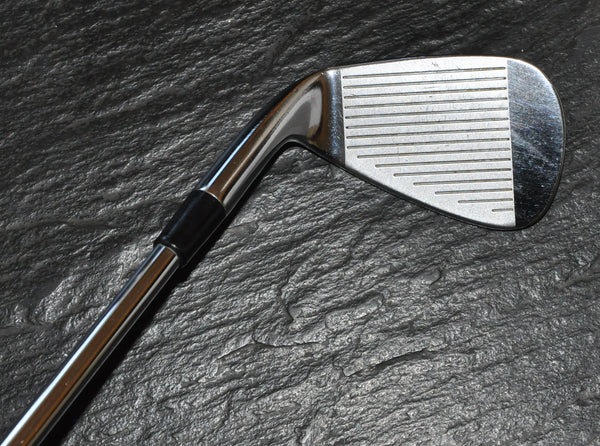 TaylorMade CB Forged Tour Preferred Pitching Wedge with Steel Shaft.