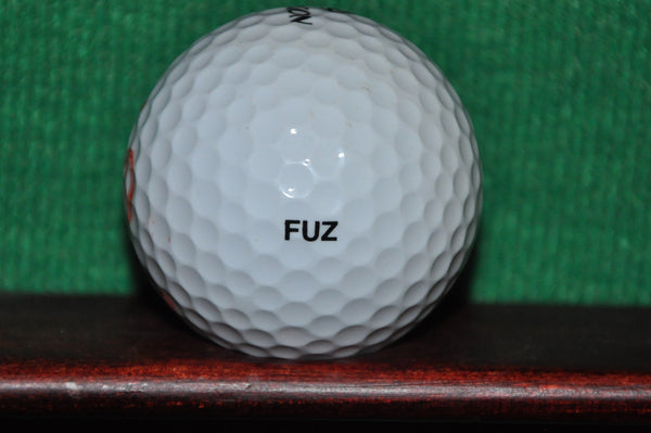 Masters and US Open Champion Fuzzy Zoeller Autographed Golf Ball from the Memorial Tournament
