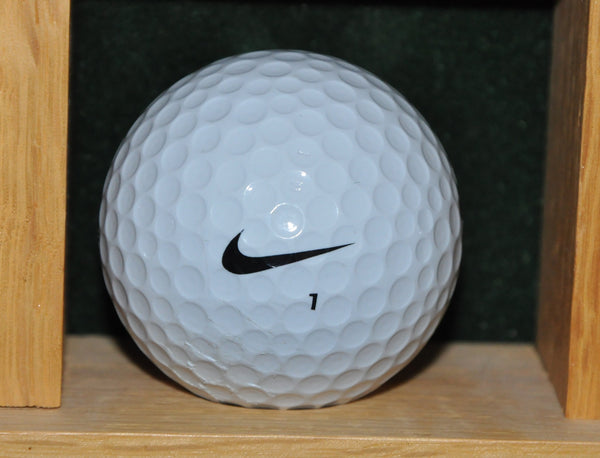 Tiger Woods Personal Golf Ball from the Memorial Tournament