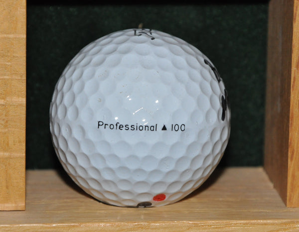PGA Tour Player Billy Mayfair Personal Golf Ball from the Memorial Tournament