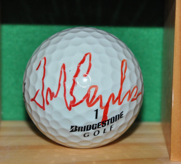 World Golf HOF and Masters Champion Fred Couples Autographed ball from the Memorial Tournament