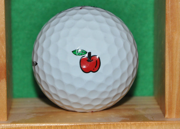 PGA Tour Professional Stuart Appleby Personal Golf Ball