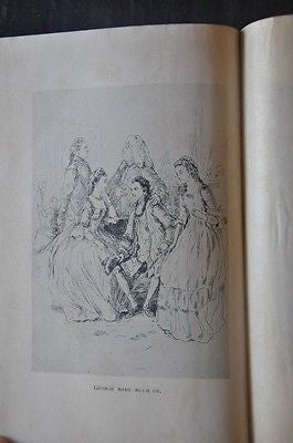 The Virginians, A Tale of the Last Century 1859. W. M. Thackeray.