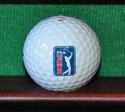 PGA Tour Logo Ball. Titleist. MCI