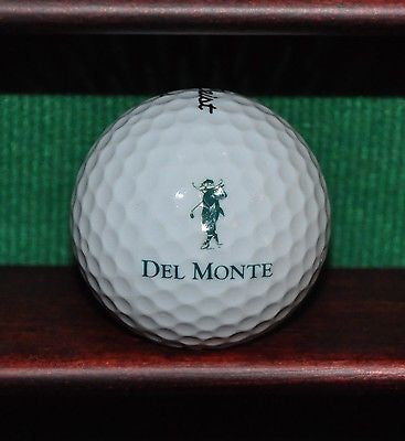 Del Monte Golf Course Logo Ball.