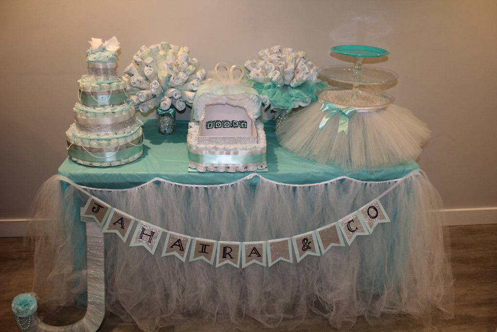 Tiffany & Co Baby Shower