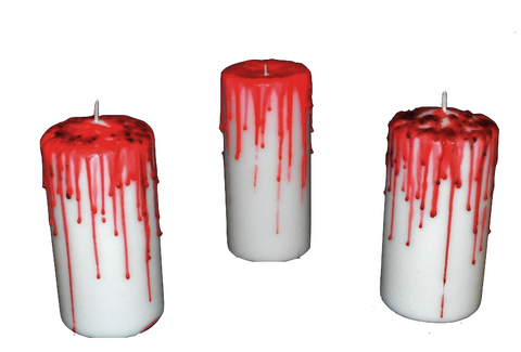 Vampire Candle