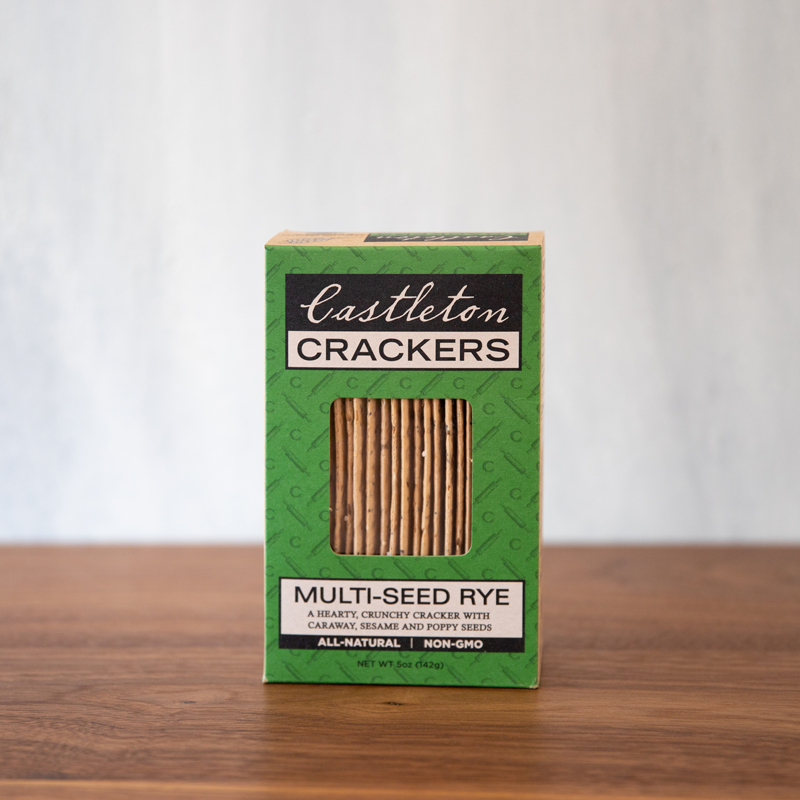 Castleton Crackers, Multi-Seed Rye