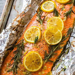 Salmon - Whole Side (Great for the Holidays)
