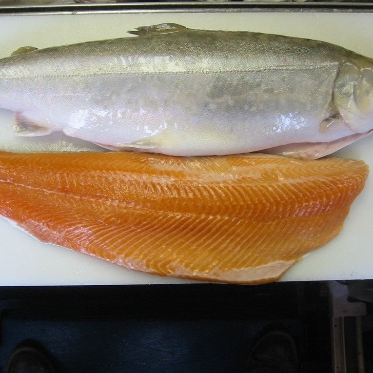 Arctic Char - Whole Fish