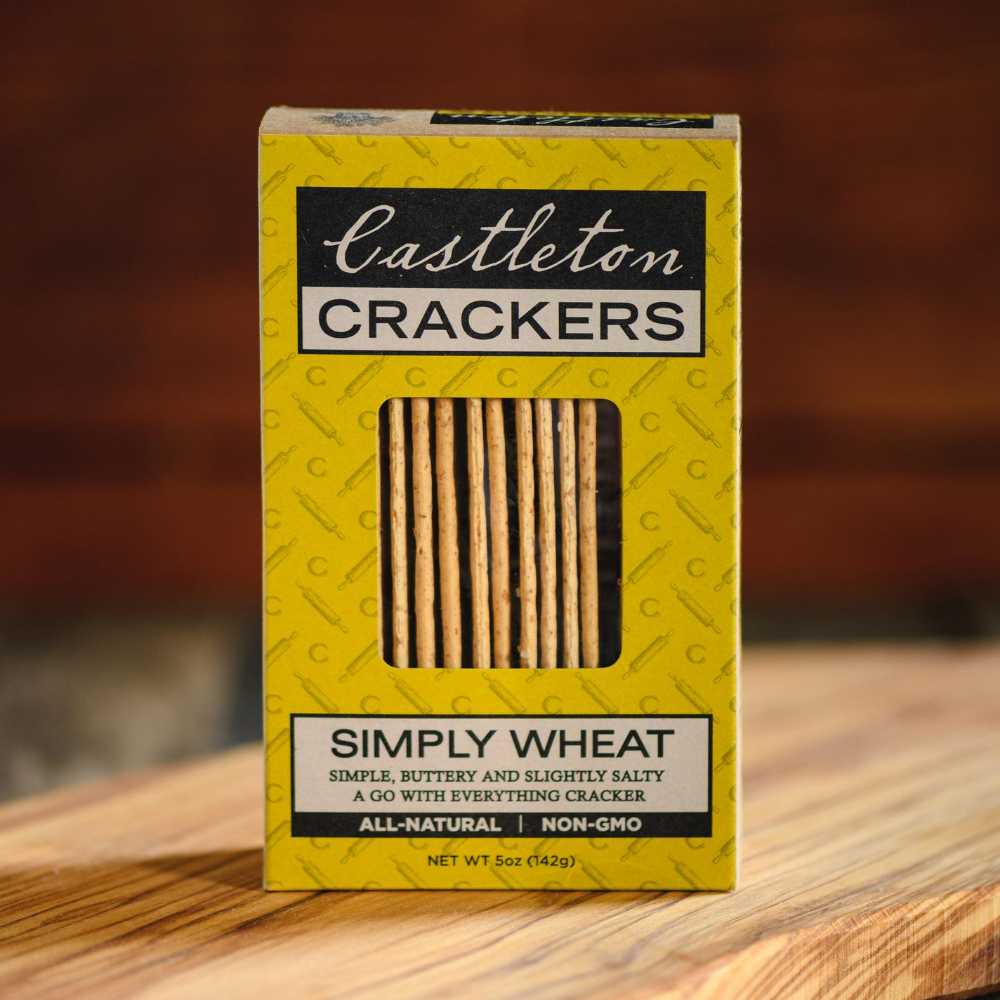 Castleton Crackers, Simply Wheat
