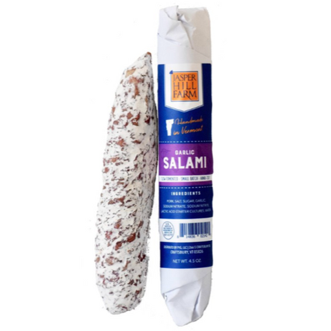 Garlic Salami- 4.5 oz