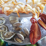 Chilled Seafood Raw Bar Assortment...