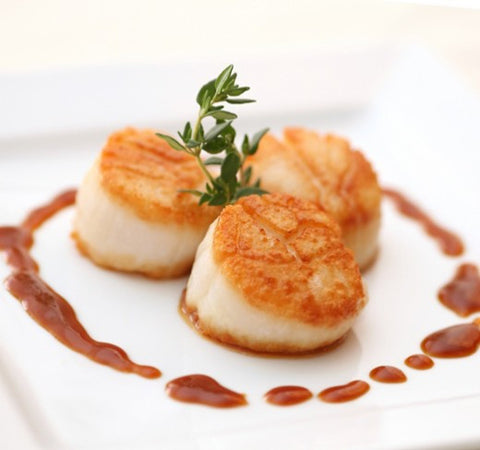 Scallops - Fresh From George's Bank