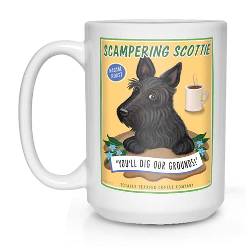 Scottish Terrier lover gift, Scottish Terrier coffee mug, Scottie lover gift, Scottie coffee mug