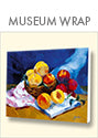 Canvas Museum Wrap