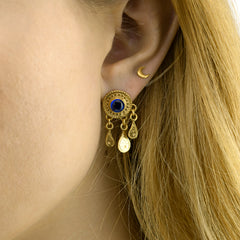 Eye of the Ocean Droplet Studs
