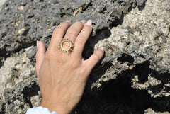 Helios Ring Gold