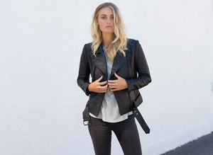 HOW TO STYLE: Leather Jackets