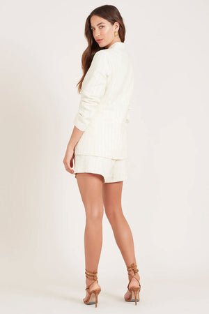 Ministry of Style - Cassia Shorts - Ivory