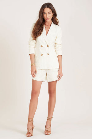 Ministry of Style - Cassia Blazer - Ivory