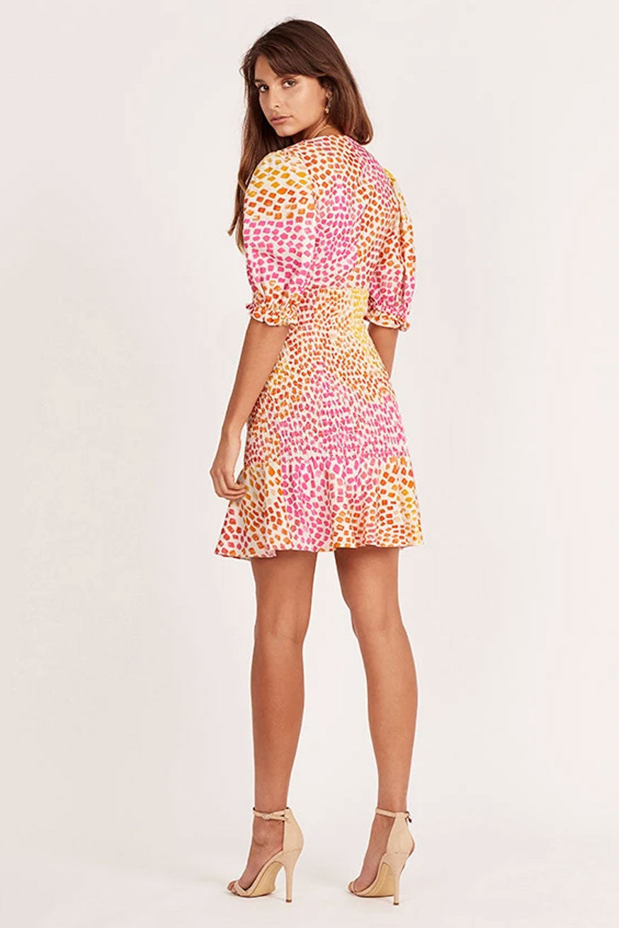 Ministry of Style - Gazania Mini Dress