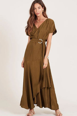 Ministry of Style - Latana Dress - Rust