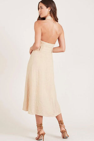 Ministry of Style - Malia Maxi Dress - Beige
