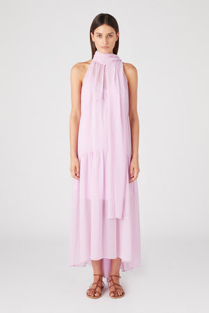Camilla and Marc - The Antoine Maxi Dress - Orchid Pink