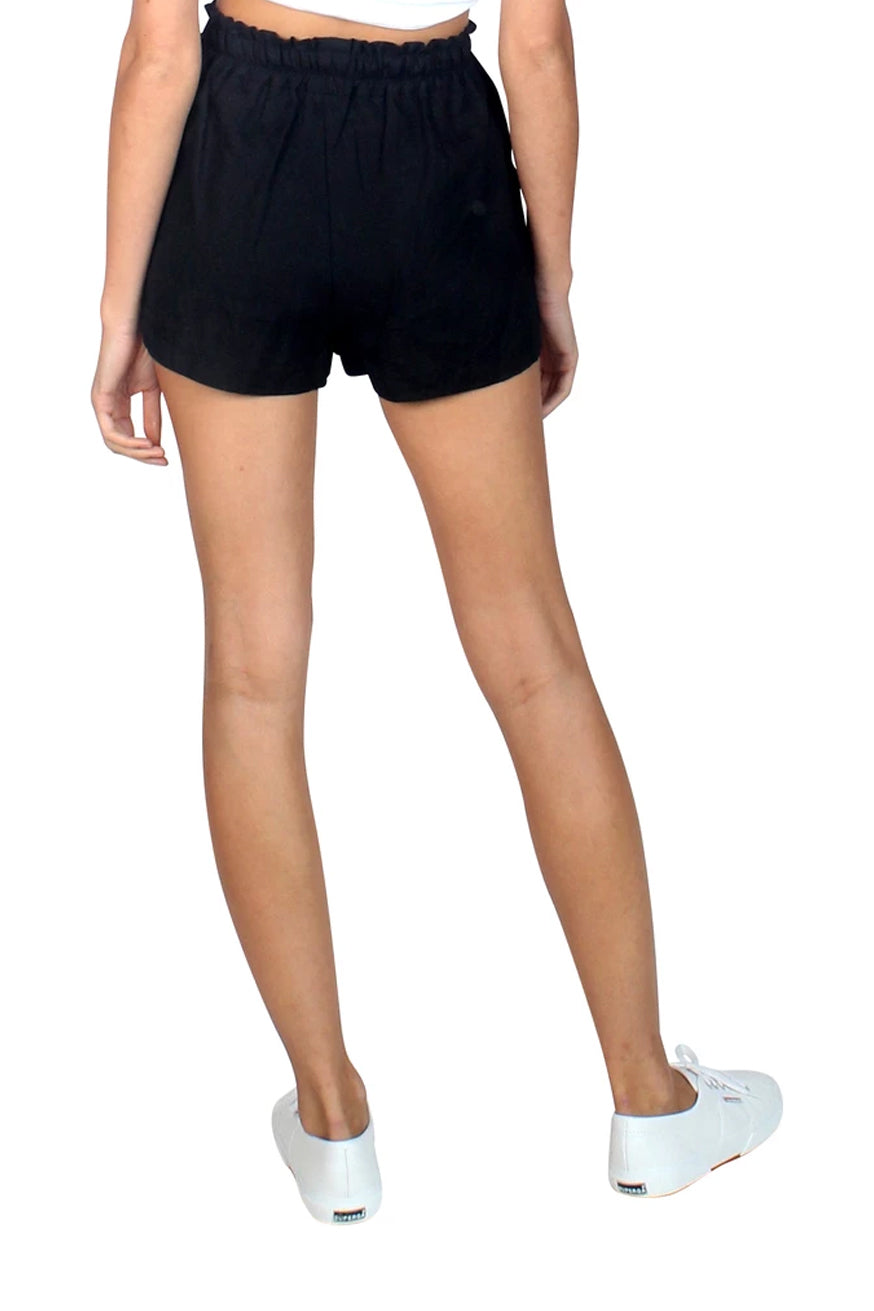 Museum Clothing - Athena Shorts - Black