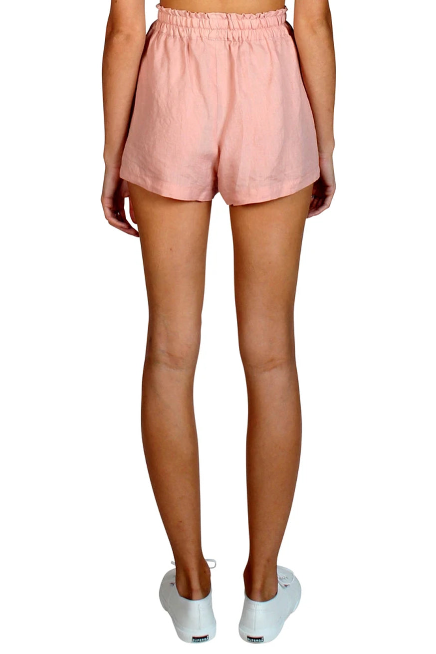 Museum Clothing - Athena Shorts - Pink